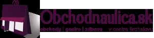 Logo obchodnaulica.sk